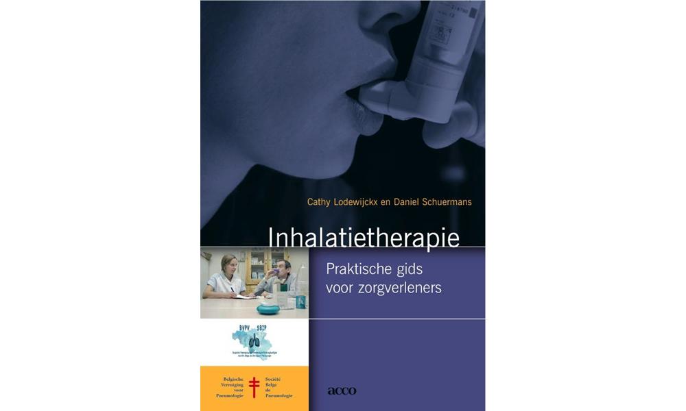 Inhalatieboek: praktische gids voor zorgverleners