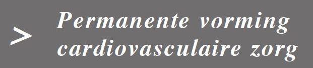 Permanente vorming cardiovasculaire zorg in UZ Leuven